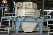 vertical shaft impact crusher(sand making machine)/crusher/stone crush
