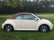 2006 Volkswagen 5CYL Volkswagen Beetle-New CONVERTIBLE