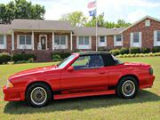 1987 FORD mustang Ford Mustang