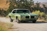 1970 Pontiac GTO Ram Air III Judge Convertible