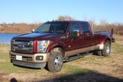 2011 Ford F-350 King Ranch Dually