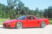 1996 Acura NSX NSX-T