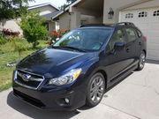 2014 Subaru Impreza SPORT LIMITED AWD