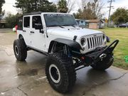 2015 Jeep Wrangler Unlimited Rubicon Sport Utility 4-Door