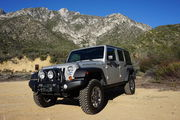 2007 Jeep Wrangler Unlimited Rubicon Sport Utility 4-Door