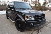 2015 Land Rover LR4 AWD HSE-EDITION(SUPERCHARGED) Sport Utility 4-Door